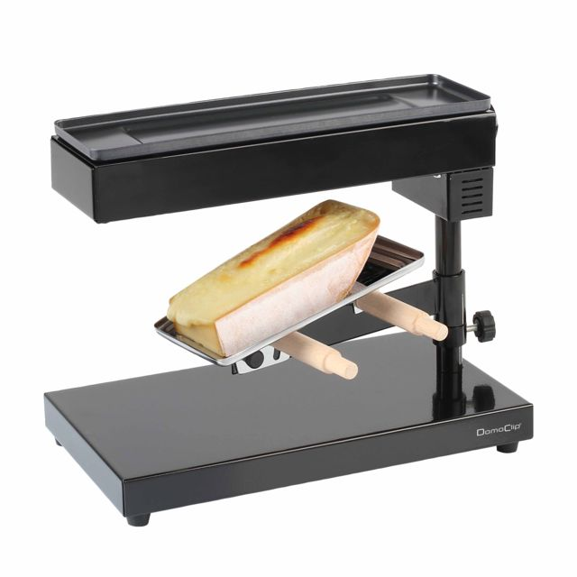 DOMOCLIP Appareil à raclette traditionnel DOC159