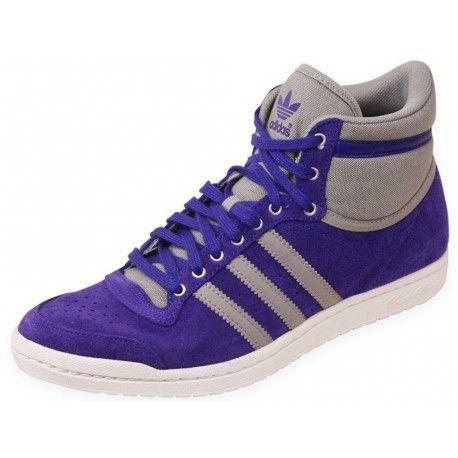 Adidas originals - Top Ten Hi Sleek - Chaussures Femme Adidas - pas ... 7ae3eca3f7f0