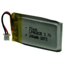 Otech - Batterie casque sans fil pour Plantronics Cs60