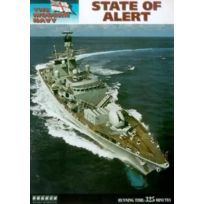 Quantum Leap - Modern Navy, The - State Of Alert IMPORT Dvd - Edition simple