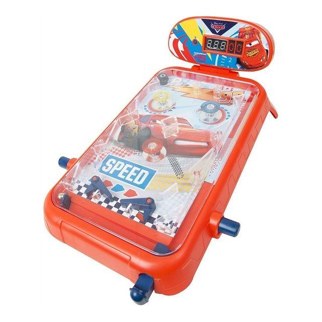 Cars Flipper Electronique Disney Pixar Super Pinball Enfant 4
