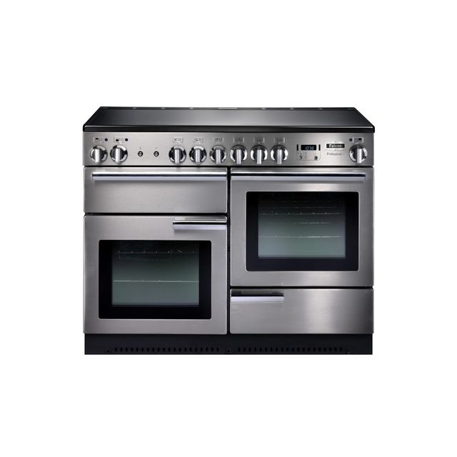Falcon Cuisiniere 110CM Prop110EISS Induction Professional 2FOURS Elec Inox