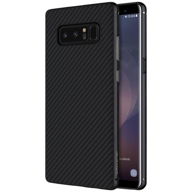 Wewoo - Coque noir pour Samsung Galaxy Note 8 Anti-dérapant Texture Pc  Housse de 1456e39ad86