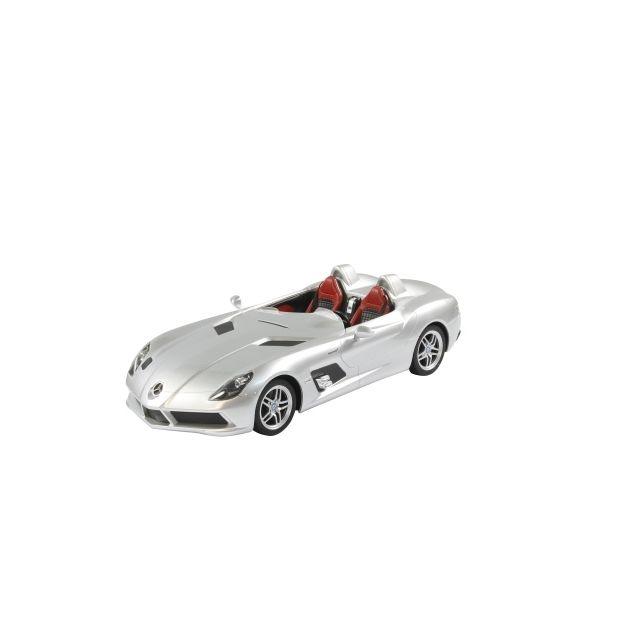Voiture Mercedes Slr Mclaren 404281 Jamara Maquette Argent HIeW9D2EYb