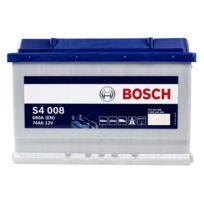 Batterie - 680A - 74 AH