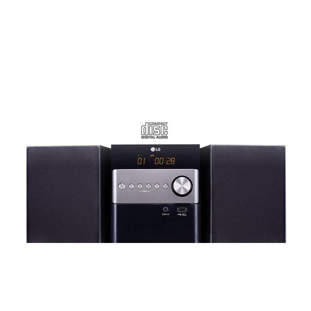 LG Micro chaine Bluetooth Audio Sytem CM1560 LG CM1560. Type: Home audio micro system