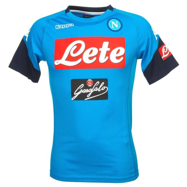 Maillot entrainement Napoli solde