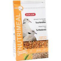 Zolux - Aliment Tourterelle Nutrimeal Standard 2,5KG