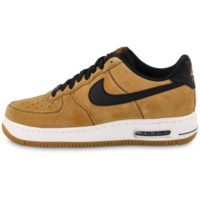 Nike Air Force 1 Elite Low Wheat Baskets pas cher