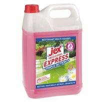 JEX - Nettoyant parfumé Express floral - Bidon de 5 litres