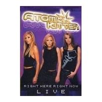 Eagle Rock Entertainment - Atomic Kitten - Right Here, Right Now - Live IMPORT Dvd - Edition simple