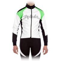 Spiuk - Veste Team blanc-vert