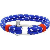 Rochet - Bracelet Coton Homme Bleu Modèle Winch - B351280