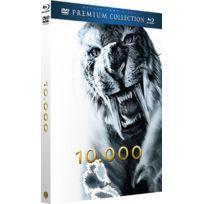 Blu-Ray - 10 000 - Collection Premium - Combo + Dvd + Livret