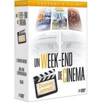 First International Production - Coffret un week-end de cinéma - Dessins-animés