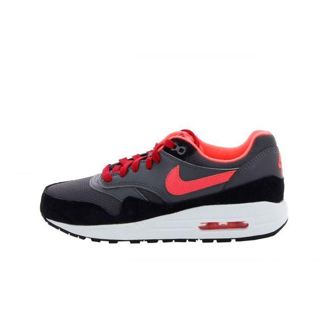 713f1181d2456 Nike - Basket Air Max 1 Junior - 555766-044 - pas cher Achat   Vente ...