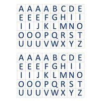 Maildor - gommettes lettres - pochette de 1600