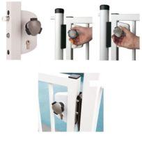 Locinox - Serrure de sécurité enfant pour piscine/ profil 50 mm/ norme Nf P90-306