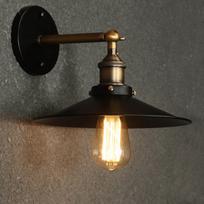 Kosilum - Applique Vintage noire et Bronze - Scopa