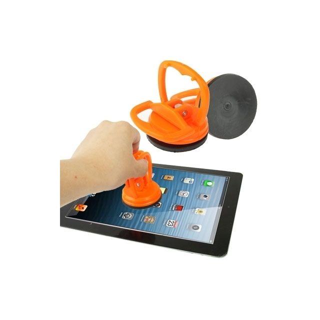 Wewoo Ventouse Orange Pour Ipad 4 Mini 1 2 3 Nouvel Imac