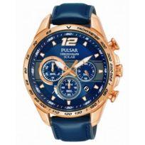 Pulsar - Montres Bleu pour Homme - Pz5046X1