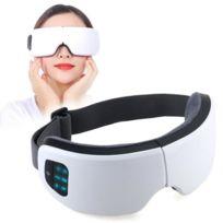 7c4da8d690237 Marsee - Masseur des yeux Appareil Sommeil Masque pour Eye Massager  électrique Sans fils Massant des