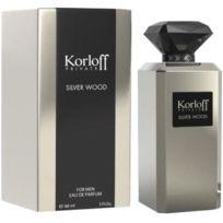 Korloff - Private Silver Wood 88ml Eau de Parfum pour Homme