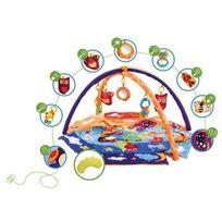 Kinderkraft - Tapis d'Eveil Animals Planet