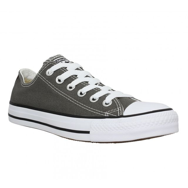 Converse - Chuck Taylor All Star toile Femme-40-Anthracite ...