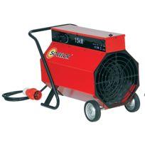 SOVELOR - Chauffage air pulsé mobile électrique -D15