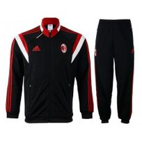 Adidas originals - Acm Pes Suit Y Blk - Survêtement Football Milan Ac Garçon Adidas