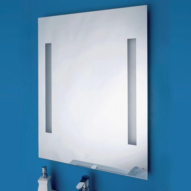 Evidence Miroir lumineux Arcad 60 x 80 cm