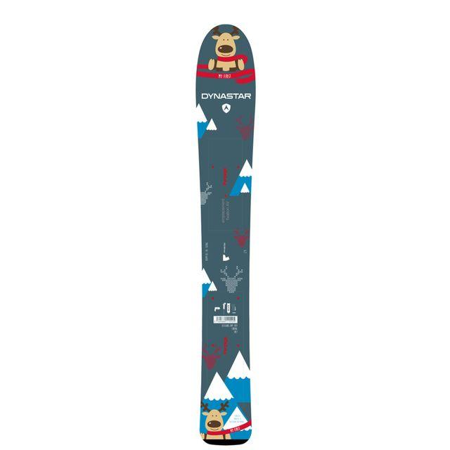 Dynastar - Pack Ski My First 68 + Fixations Look Team 4 B76mixte
