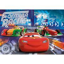 Clementoni - Puzzle 40 pièces : Floor : Cars