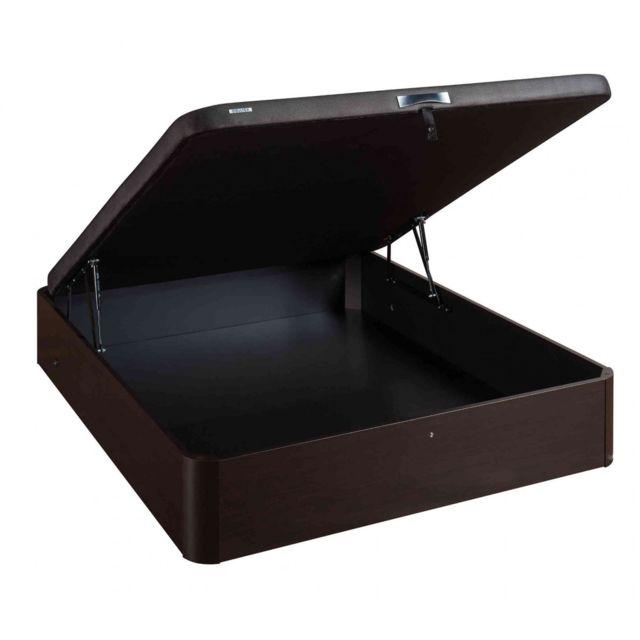 bultex sommier lit coffre en kit weng asteroid 160x200 pas cher achat vente sommiers. Black Bedroom Furniture Sets. Home Design Ideas