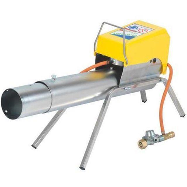 Ribimex Epouvantail à gaz canon télescopique