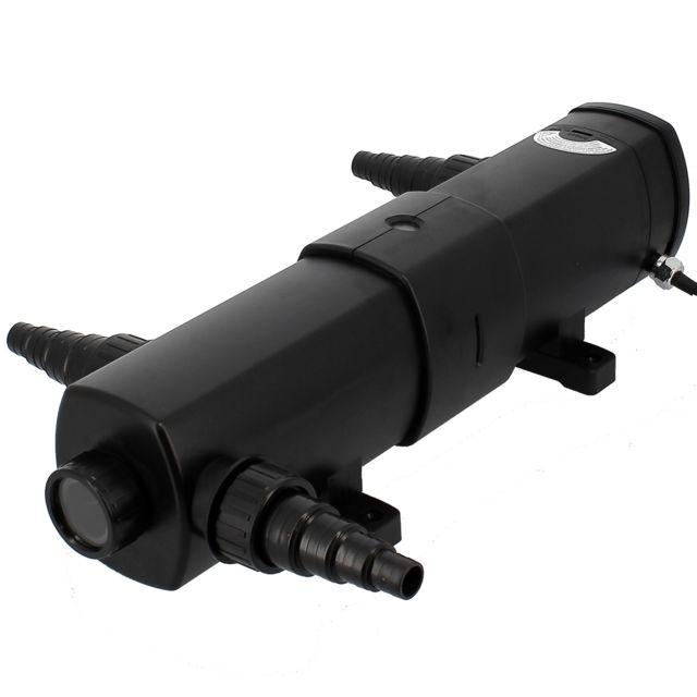 GT GARDEN Stérilisateur clarificateur de bassin 40 W avec lampe UV-C 36 W