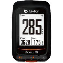 Bryton - Rider 310 E - Compteur sans fil - noir