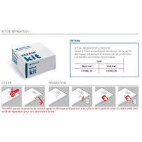 Novellini - Kit de réparation pour receveur de douche Novosolid noir