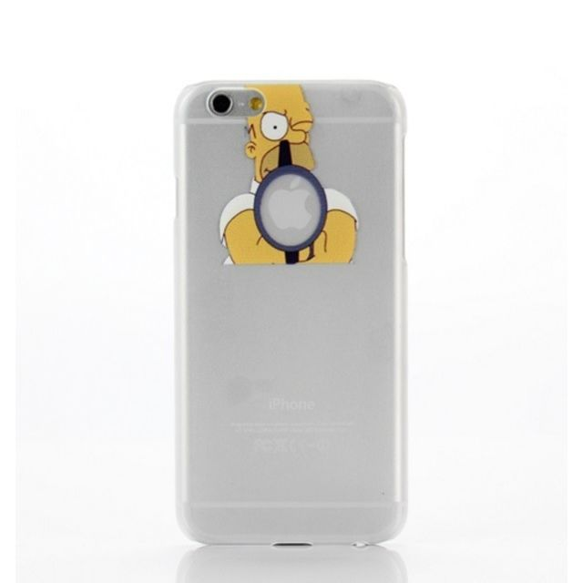 iphone 5 coque simpson