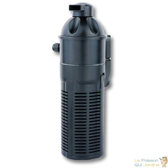 Aqua Occaz Pompe filtre intérieur 2000 l/h avec Uv 9W pour aquarium