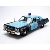 Auto World - Dodge Monaco - Police Mass 1974 - 1/18 - Amm1023