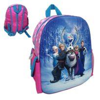 Frozen - Sac à dos coque La reine des neiges All Star 3D 34 Cm