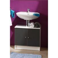 Meuble bas salle de bain achat meuble bas salle de bain for Rue du commerce meuble salle de bain
