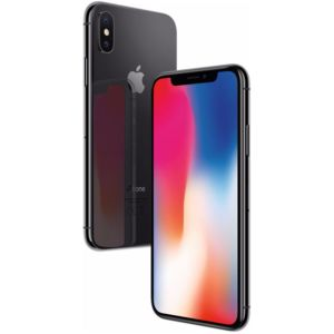 apple iphone x 256 go mqaf2zd a gris sideral pas. Black Bedroom Furniture Sets. Home Design Ideas