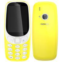 NOKIA - 3310 - Double SIM - Jaune