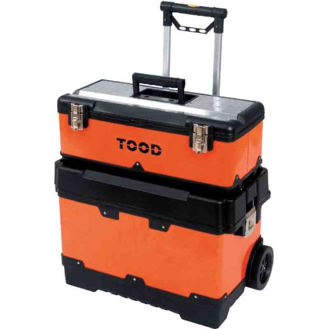 ba837244475ac1 Marque Generique - Servante d atelier 2 en 1 avec boîte à outils ...