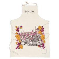 Torchons Et Bouchons - Grand Tablier Ville De Beaune Torchons & Bouchons