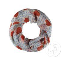 Coolminiprix - Lot de 12 - Foulard tube coeurs rouge sch-700a - Qualité c77c6500a0d