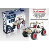 Iron Commander - Kit maquette en métal Voiture 4x4